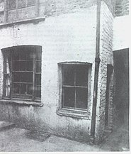 Millers Court, Mary Jane's home and location of her murder.