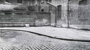 Mitre Square, where Catherine Eddowes body was discovered.
