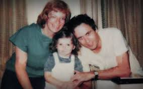 Bundy, wife and daughter